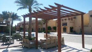 El Gouna mit MagicWaters Downtown