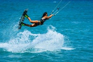 Kite event magicwaters nach theologos rhodos